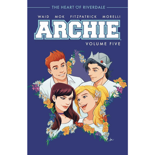 ARCHIE 05 TPB - Books-Graphic-Novels
