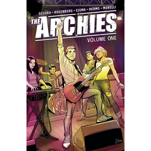 ARCHIES 01 TPB - Books-Graphic-Novels