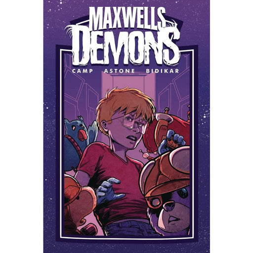 MAXWELLS DEMONS VOLUME 1 (RES) TPB - Books Graphic Novels