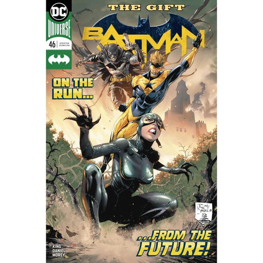 BATMAN #46 - COMIC BOOK - Comics
