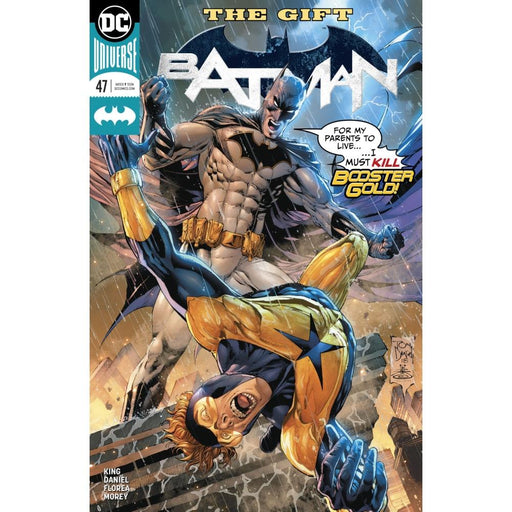 BATMAN #47 - COMIC BOOK - Comics
