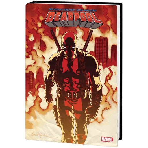 DEADPOOL WORLDS GREATEST HARDCOVER 05 - Books-Graphic-Novels