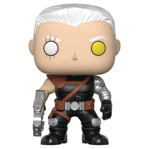 POP MARVEL DEADPOOL CABLE VINYL FIG - Toys/Models