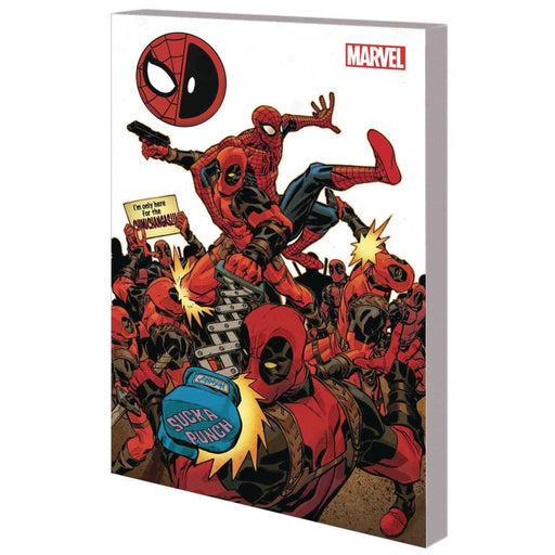 SPIDER-MAN DEADPOOL TP VOL 06 WLMD TPB - Books Graphic Novels