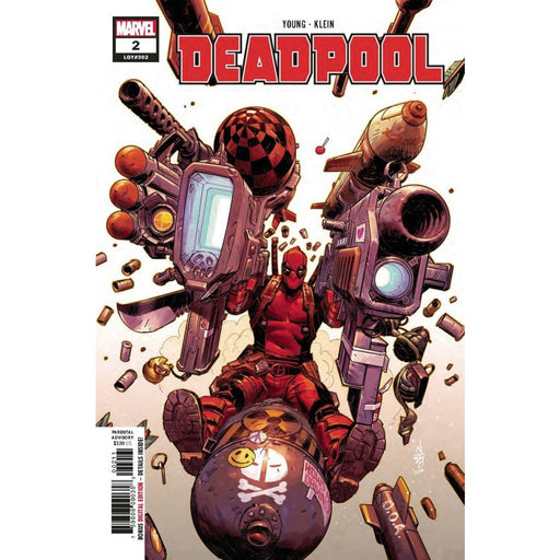 DEADPOOL #2 - COMIC BOOK - Comics