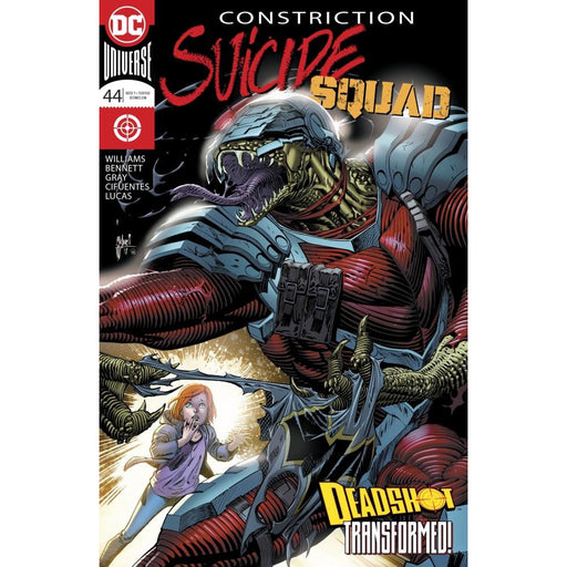 SUICIDE SQUAD #44 - COMIC BOOK - Comics