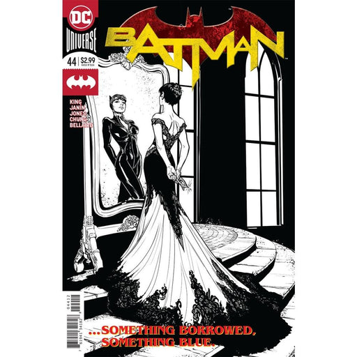 BATMAN #44 2ND PTG - COMIC BOOK - Comics