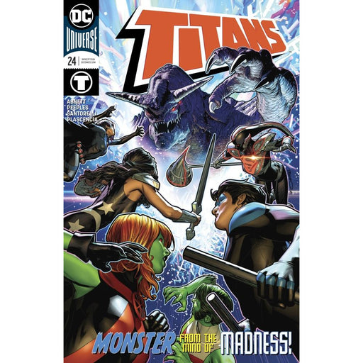 TITANS #24 - COMIC BOOK - Comics