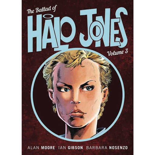 BALLAD OF HALO JONES TP VOLUME 3 COLOR ED TPB - Books Graphic Novels