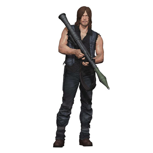 WALKING DEAD TV DARYL DIXON 10IN DLX ACTION FIGURE CS - Toys/Models