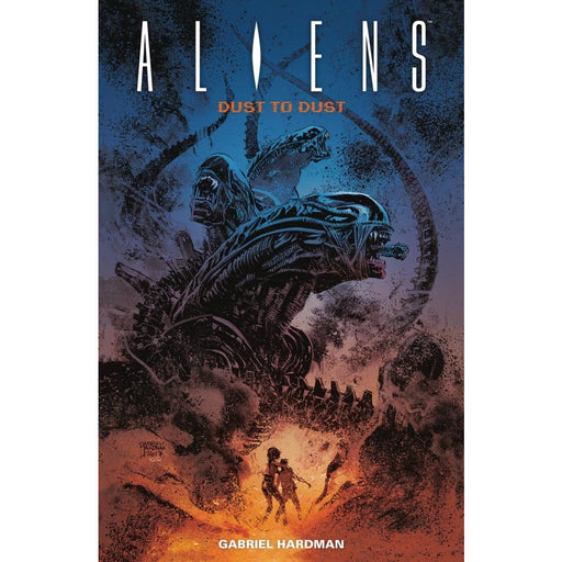 ALIENS TP DUST TO DUST TPB - Books Graphic Novels