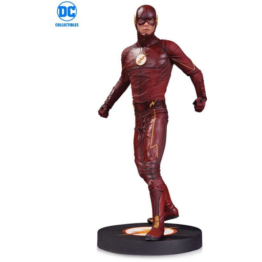 DCTV THE FLASH FLASH VARIANT STATUE VAR - Toys/Models