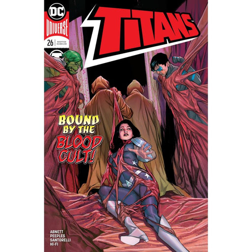 TITANS #26 - COMIC BOOK - Comics