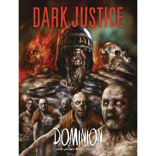 DARK JUSTICE DOMINION HARDCOVER - Books Graphic Novels