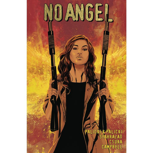 NO ANGEL TP TPB - Books Graphic Novels