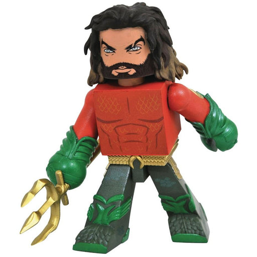 AQUAMAN MOVIE AQUAMAN VINIMATE - Toys/Models