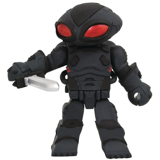 AQUAMAN MOVIE BLACK MANTA VINIMATE - Toys/Models