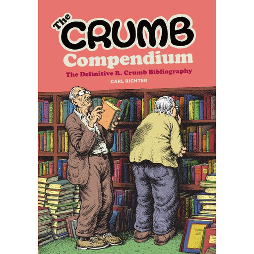 CRUMB COMPENDIUM TP TPB - Books Novels/SF/Horror