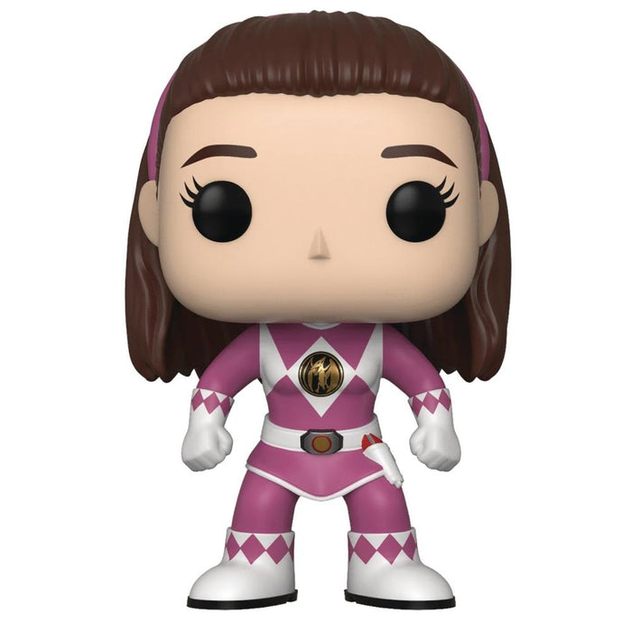 POP TV POWER RANGERS S7 KIMBERLY VINYL FIG - Toys/Models