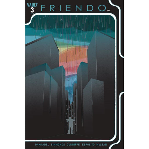 FRIENDO #3 CVR B - COMIC BOOK - Comics