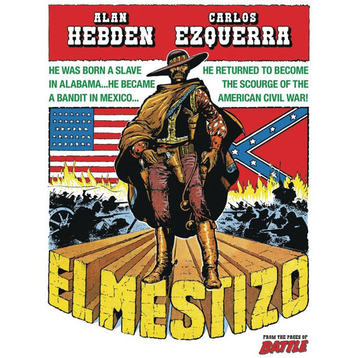 EL MESTIZO HARDCOVER - Books Graphic Novels