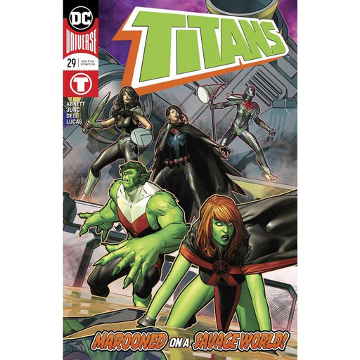 TITANS #29 - COMIC BOOK - Comics