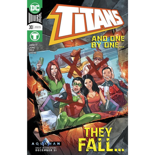 TITANS #30 - COMIC BOOK - Comics