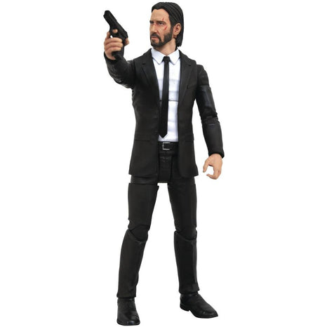 JOHN WICK SELECT ACTION FIGURE - Toys/Models