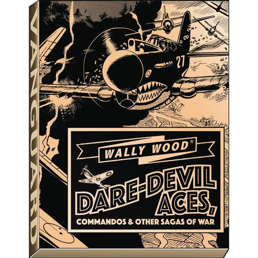 WALLY WOOD DARE DEVIL ACES DLX SLIPCASE ED - Books Graphic Novels