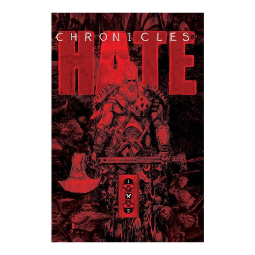 CHRONICLES OF HATE COLLECTED ED TPB - Books Graphic Novels