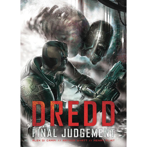 JUDGE DREDD FINAL JUDGEMENT TP - Books Graphic Novels