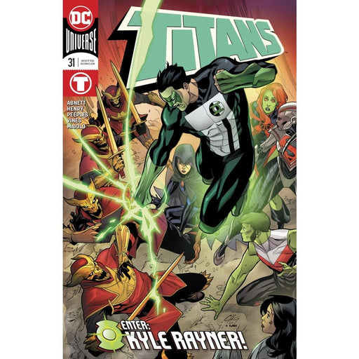 TITANS #31 - COMIC BOOK - Comics