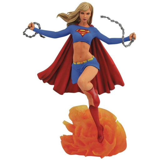 DC GALLERY SUPERGIRL COMIC PVC FIGURE - Toys/Models