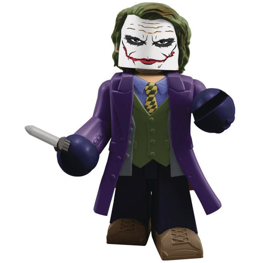DC COMICS BATMAN DARK KNIGHT JOKER VINIMATE - Toys/Models
