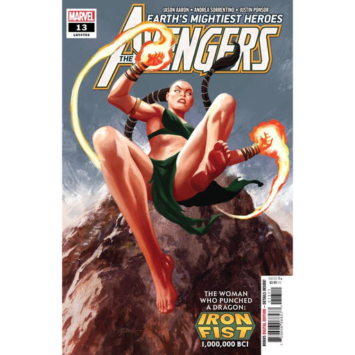 AVENGERS #13 - COMIC BOOK - Comics