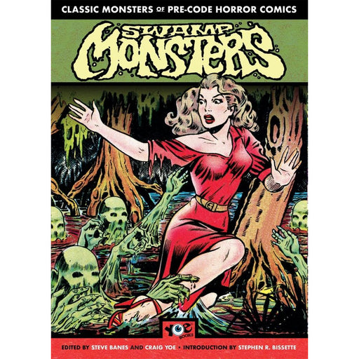 SWAMP MONSTERS - Books Graphic Novels