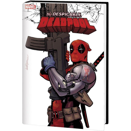 DESPICABLE DEADPOOL - Books Graphic Novels