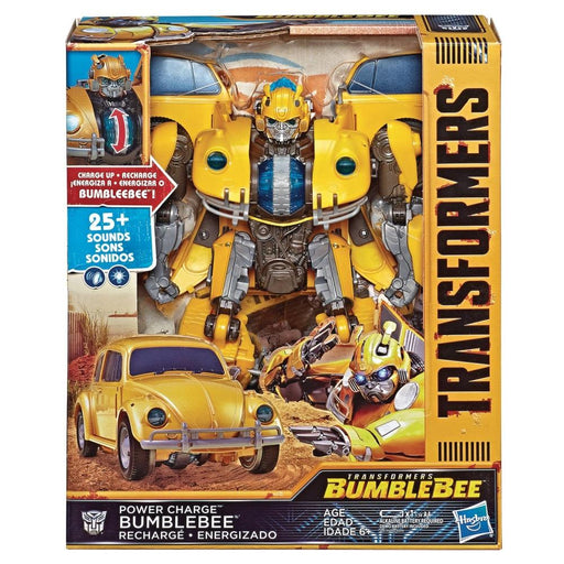 TRANSFORMERS BUMBLEBEE POWER CHARGE BUMBLEBEE ACTION FIGURE CS (C - Toys/Models