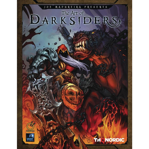 THE ART OF DARKSIDERS - Books Graphic Novels
