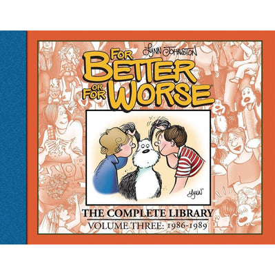 FOR BETTER OR FOR WORSE COMP LIBRARY HARDCOVER VOLUME 3 - Books Graphic Novels