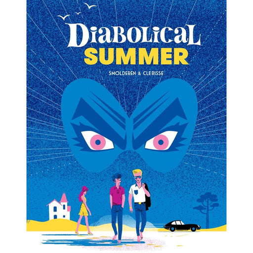 DIABOLICAL SUMMER HARDCOVER - Books Graphic Novels