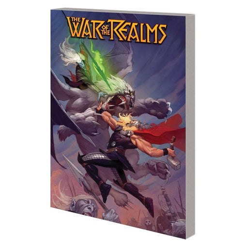 WAR OF REALMS PRELUDE TP - Books Graphic Novels