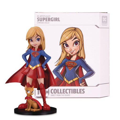 DC ARTISTS ALLEY SUPERGIRL BY ZULLO PVC FIGURE - Toys/Models