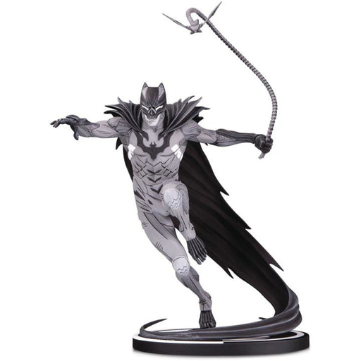 BATMAN BLACK & WHITE STATUE BY KENNETH ROCAFORT - Toys/Models