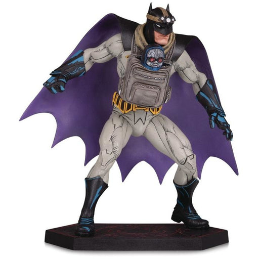 DARK KNIGHTS METAL BATMAN & DARKSEID BABY STATUE - Toys/Models