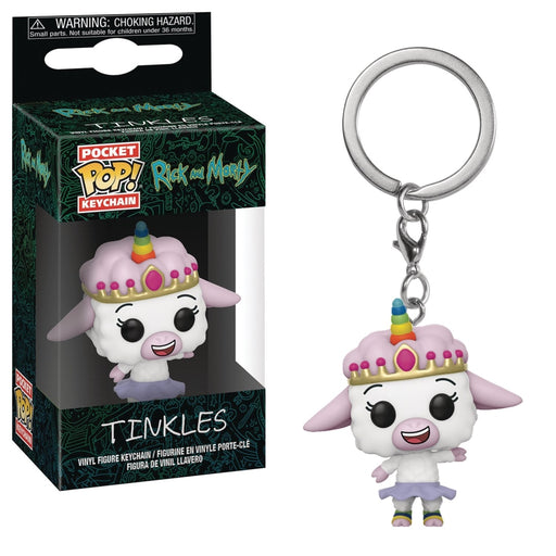 POCKET POP TINKLES FIGURE KEYCHAIN - Toys/Models