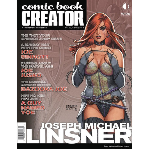 COMIC BOOK CREATOR #20 - Magazines