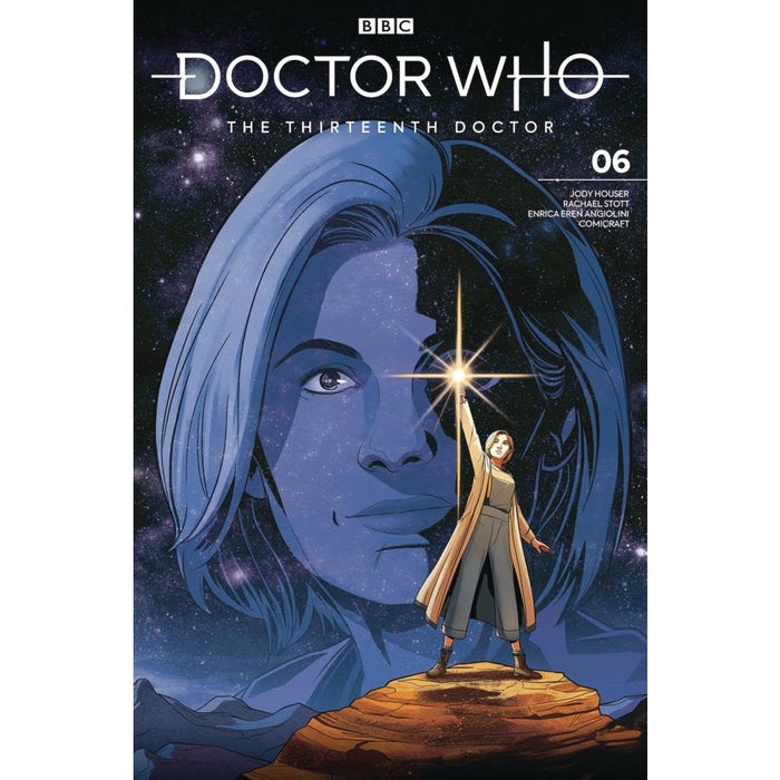 DOCTOR WHO 13TH #6 CVR A - COMIC BOOK - Comics