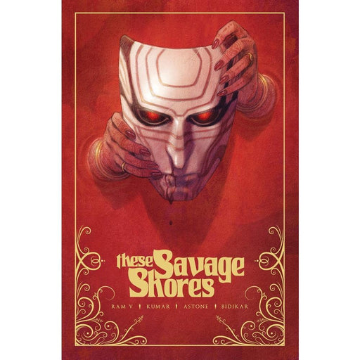 THESE SAVAGE SHORES VOLUME 1 (NOTE PRICE) TPB - Books Graphic Novels