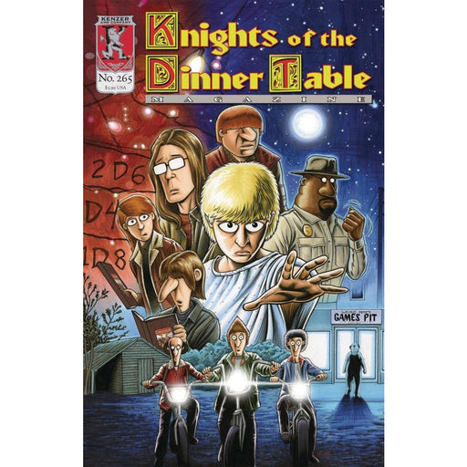 KNIGHTS OF THE DINNER TABLE #265 - COMIC BOOK - Comics